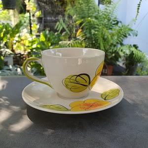 แก้วเซรามิค เซรามิค สกรีนโลโก้ จานเซรามิค ชุดกาแฟ กล่องบรรจุ ขายส่ง บริการสกรีนโลโก้ลงบนชิ้นงาน สวยๆ แข็งแรงทนทาน ปลอดภัย100% คุณภาพสูง
